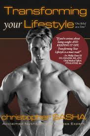 Christopher Sasha's latest Health and Fitness book!