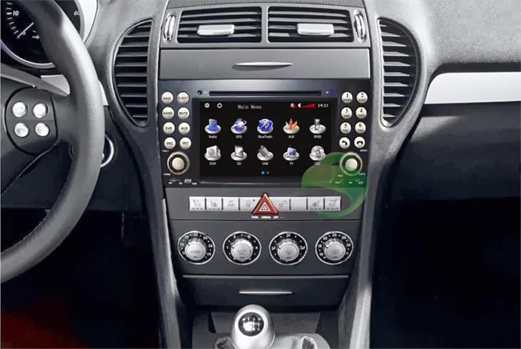 Mercedes benz slk 2012 slk350 dvd gps navigation system for How to use mercedes benz navigation system
