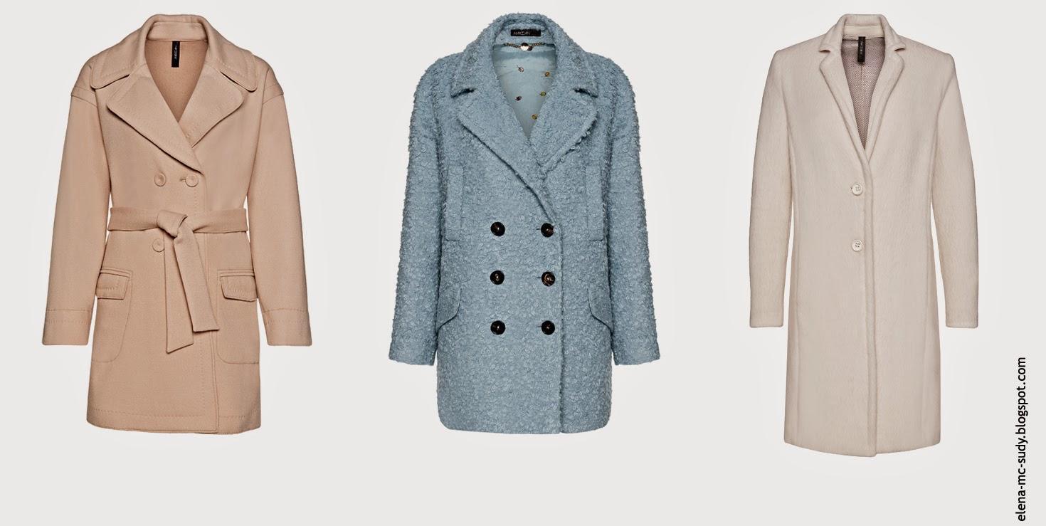 Mc sudy must have тренды 2014 2015 пальто marc cain