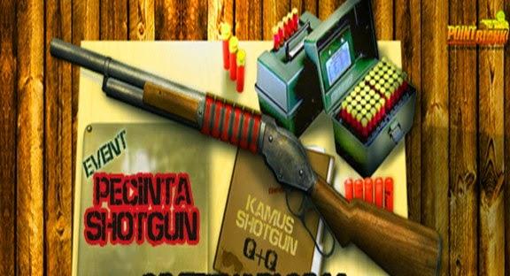 Tips Cara Jago Bermain Shotgun Point Blank