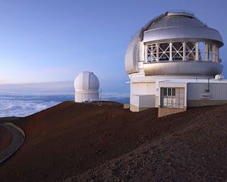 Gunung Mauna kea Yang Tertinggi Di Dunia