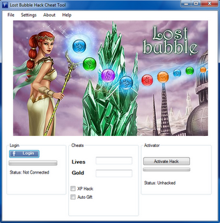 Lost Bubble Hack Tool v.2.89