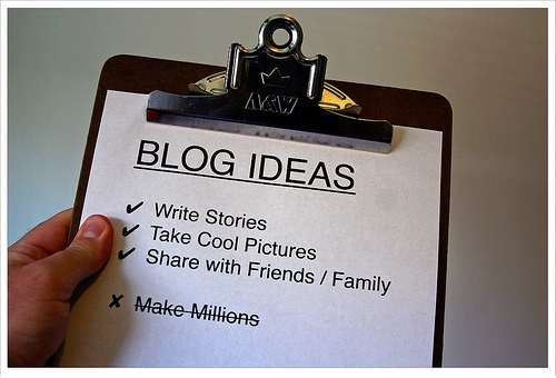 SEO or writing good blog content