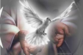 El espiritu santo está con nosotros