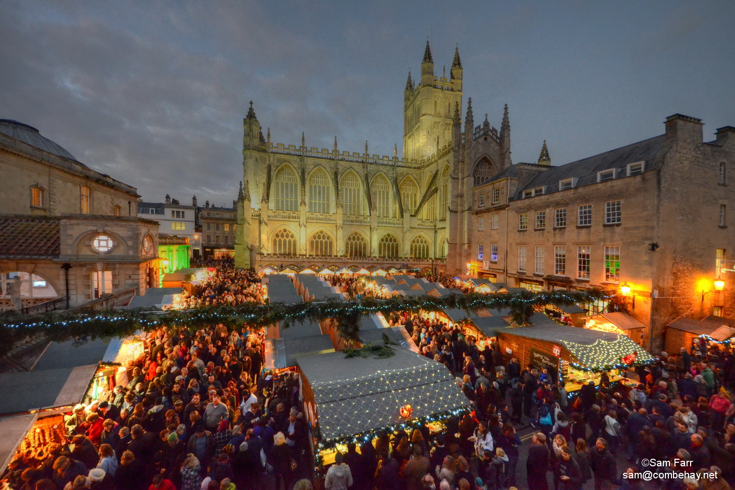 farr family blog part 2  bath christmas market