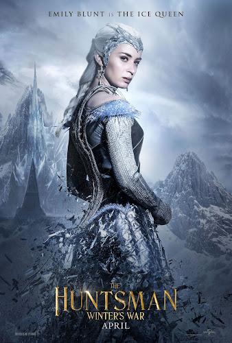 ตัวอย่างหนังใหม่ : The Huntsman Winter's War (พรานป่าและราชินีน้ำแข็ง) ซับไทย poster4