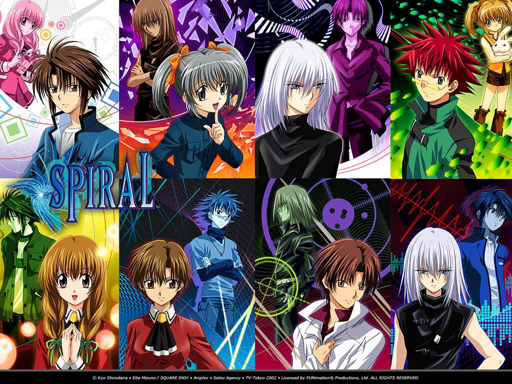 moonlight summoner u0026 39 s anime sekai  spiral  the bonds of