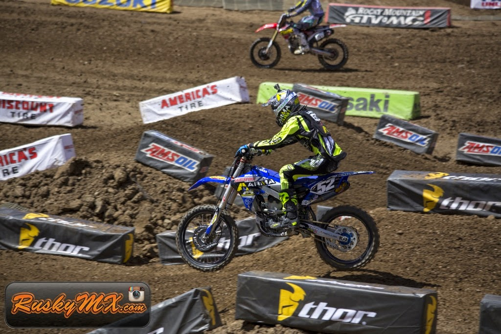 Mitchell Oldenburg Metlife SX 2015