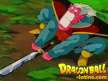 Dragon Ball Z capitulo 243