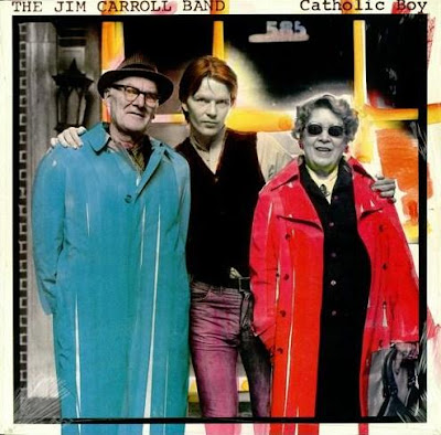 The Jim Carroll Band- Catholic Boy (FLAC)