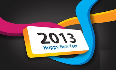Happy New Year 2013 Wallpapers and Wishes Greeting Cards 069