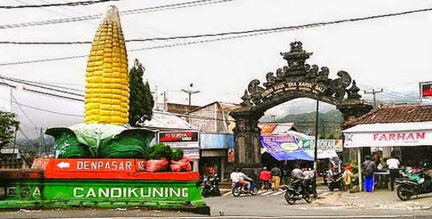 Pasar Merta Sari Candi Kuning
