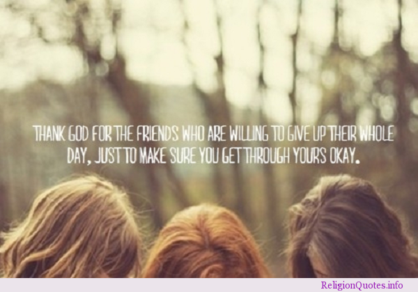 Religious Quotes About Friendship Captivating Daily Struggles A Day In The Life  April 2014