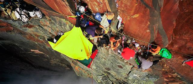палатки для альпинистов