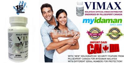 Cara Membedakan Vimax Asli Dan Vimax Palsu