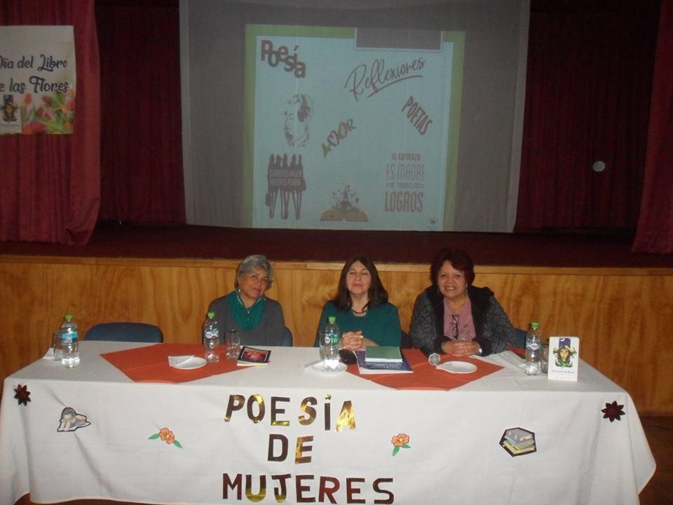 Día Internacional del Libro y la lectura junto a Nury Larco y Elba Jiménez