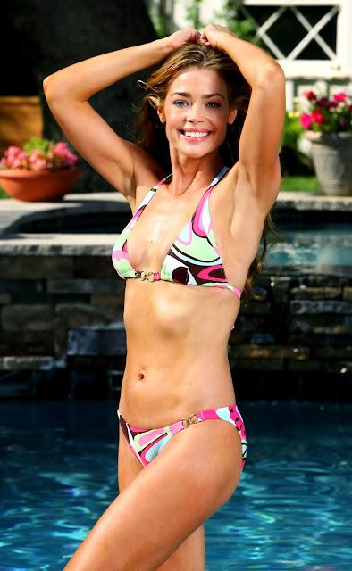 Denise Richards Inca 2008 Swimwear Promoshoot ~ world ...