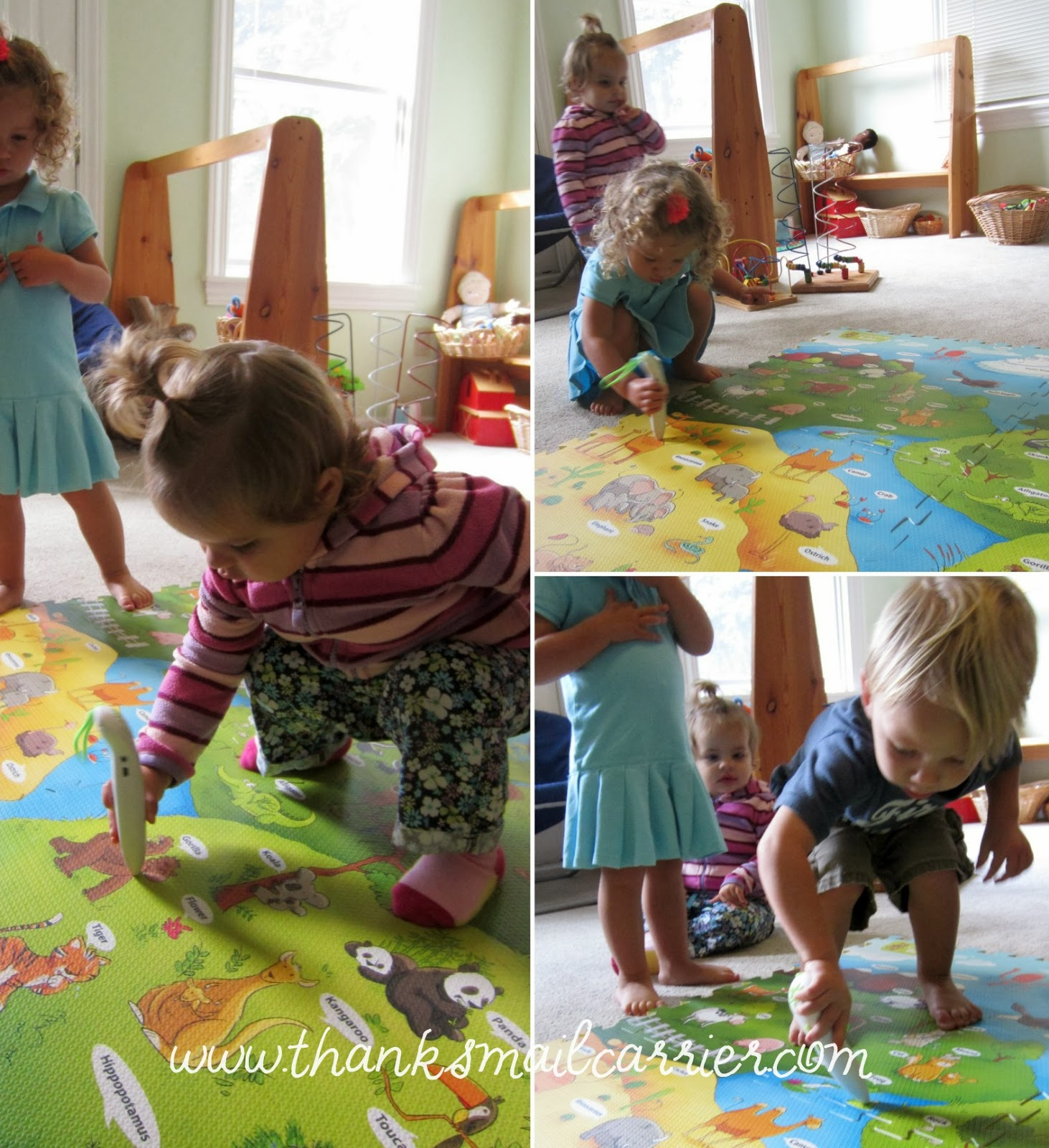 Creative Baby i-Mat toddlers