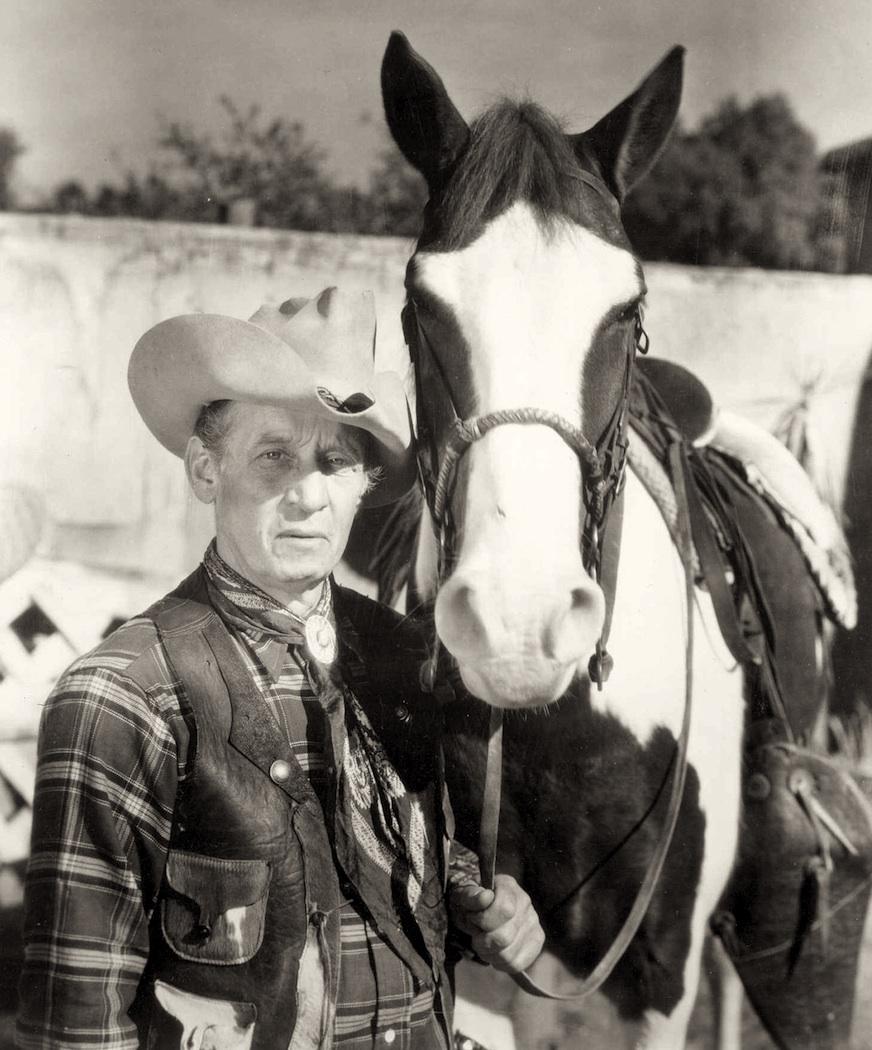 Drifting cowboy reel cowboys of the santa susanas raymond hatton