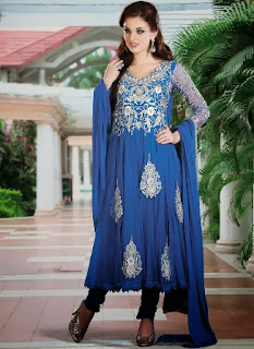 New Designs Churidar Suits
