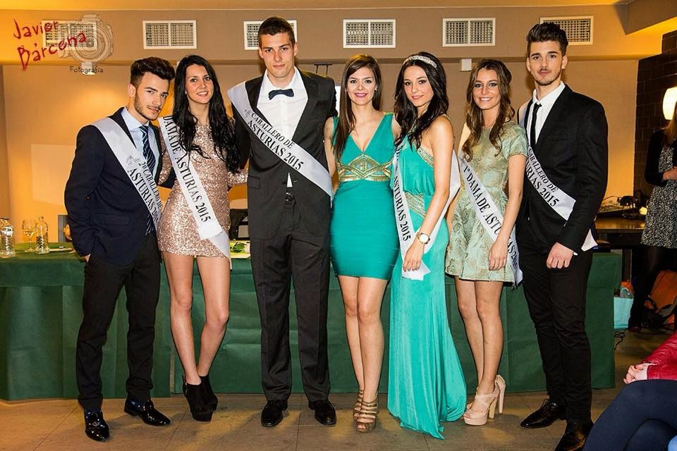 Dama y Caballero Asturias 2015