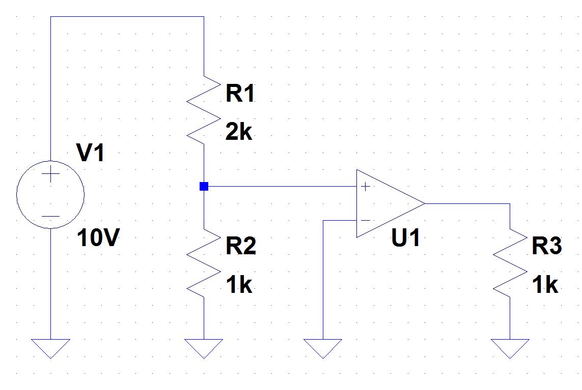 Voltage Divider Circuit Diagram Bias Of A Bjt To The Rails Ee Fundamentals 1143x767