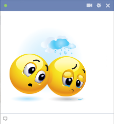 Comforting Facebook Emoticons