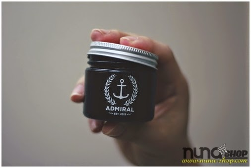 2. Pomade Admiral Strong Hold Original 100% USA (Waterbase)