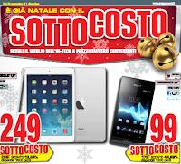 Volantino offerte Comet - Natale 2013