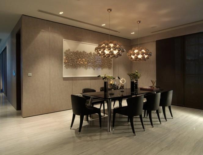 Hogares Frescos Super Lujoso Apartamento En Singapur Con
