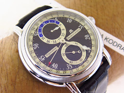 MAURICE LACROIX REGULATEUR - AUTOMATIC