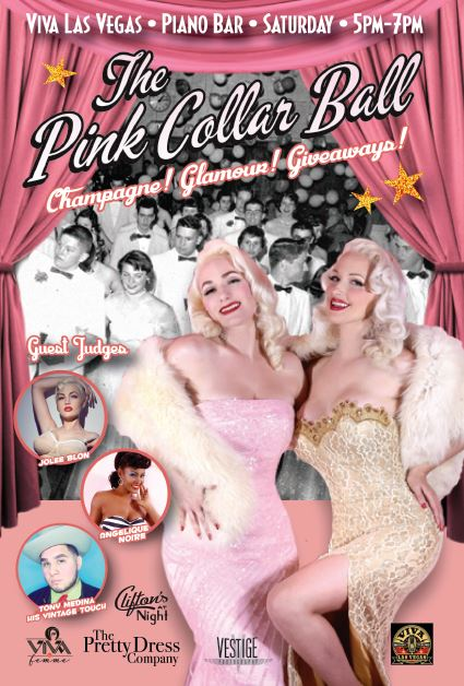 The Pink Collar Ball VLV 2016