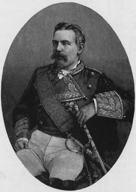 General Martínez Campos