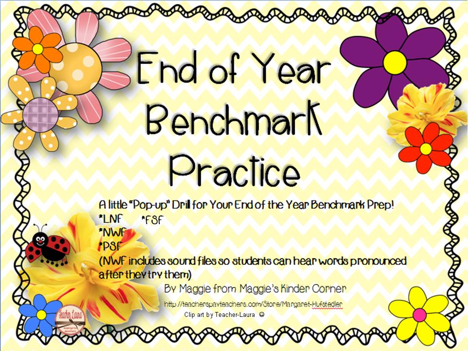 https://www.teacherspayteachers.com/Product/End-of-Year-Benchmark-Practice-for-Kindergarten-655860