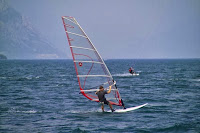 Windsurfing in Goa - Watersports
