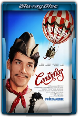 Cantinflas - A Magia da Comédia Torrent Dual Audio