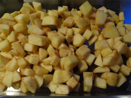 appels met kaneel