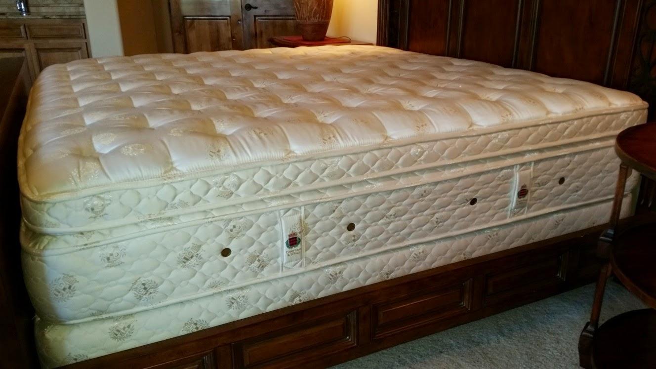 King Sleep Number For Existing Platform Bed
