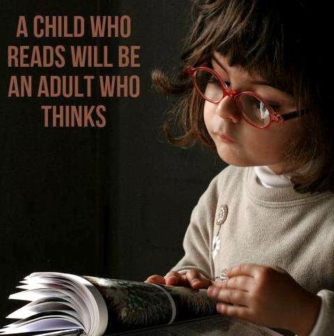 Why Teach Our Children to Read?