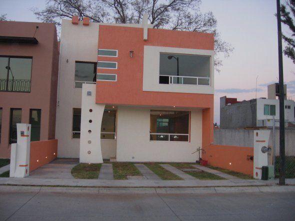 Fachada de casas modernas una planta 292 - Casas de una planta modernas ...