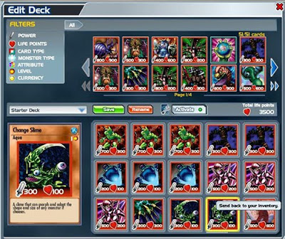 So if you are looking for a free Yu-Gi-Oh card game in Facebook, give ...