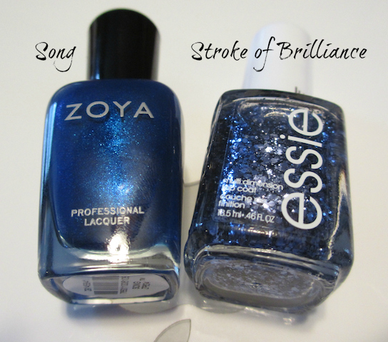 Zoya and Essie Nail Polish