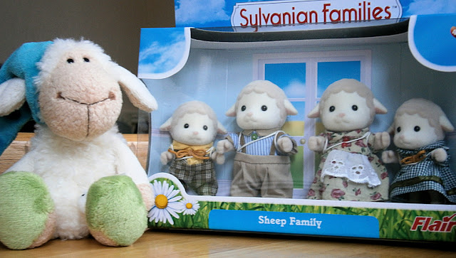 great spring tie gifts for all children all ages sylvanian families and cudly sheep