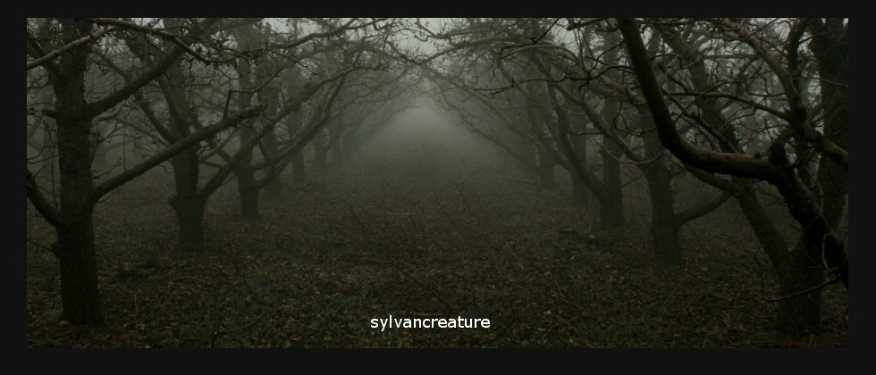Sylvancreature