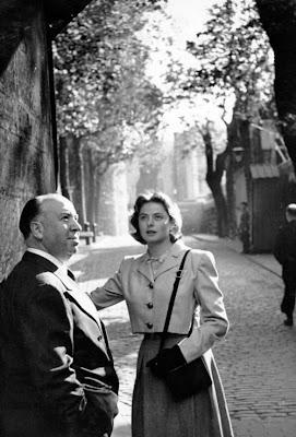 Ingrid Bergman hitchcock