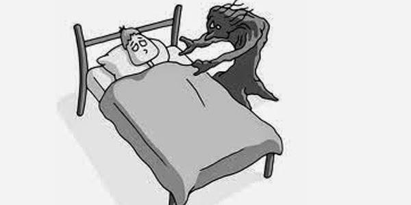 Doa ketika tindihan saat tidur