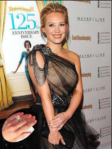 Wedding Rings Engagement Rings Hollywood Actress Ladies