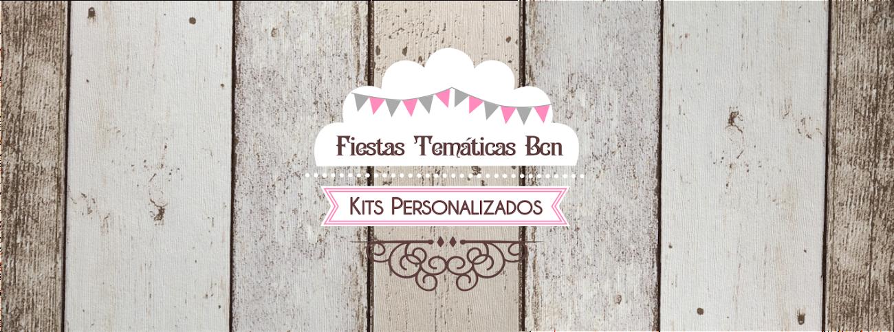 Fiestas Temáticas BCN - Kits de fiesta imprimibles