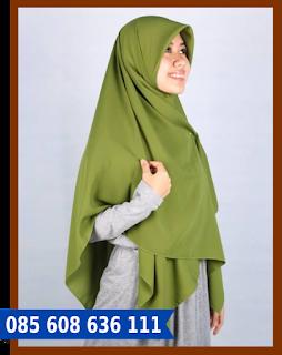 hijab segi empat modis