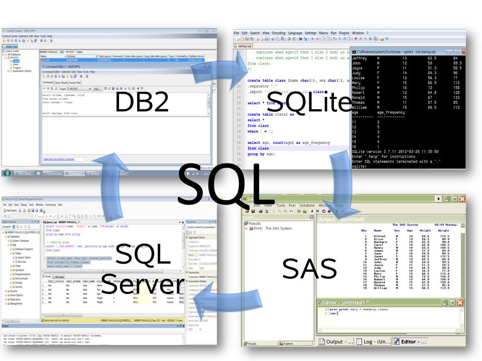 Using Sql For Data Management Proc X Com